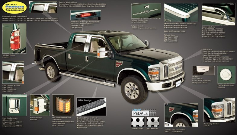 Image Gallery 2008 F350 Accessories
