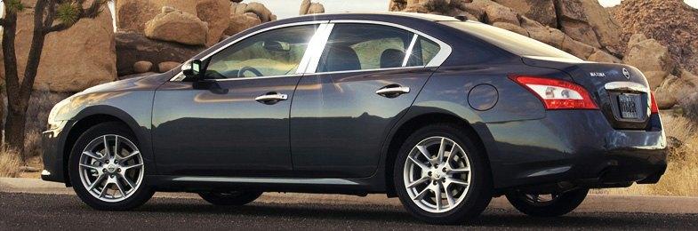 Nissan Maxima 2011 dyan?
