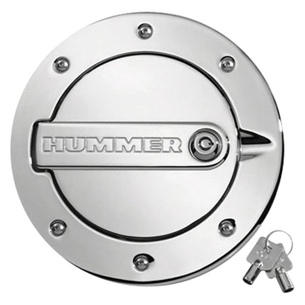 Defenderworx 174 Hummer H3 2006 2009 Locking Gas Cap With
