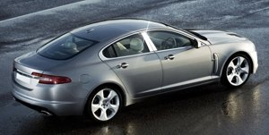 Jaguar XF Chrome Accessories