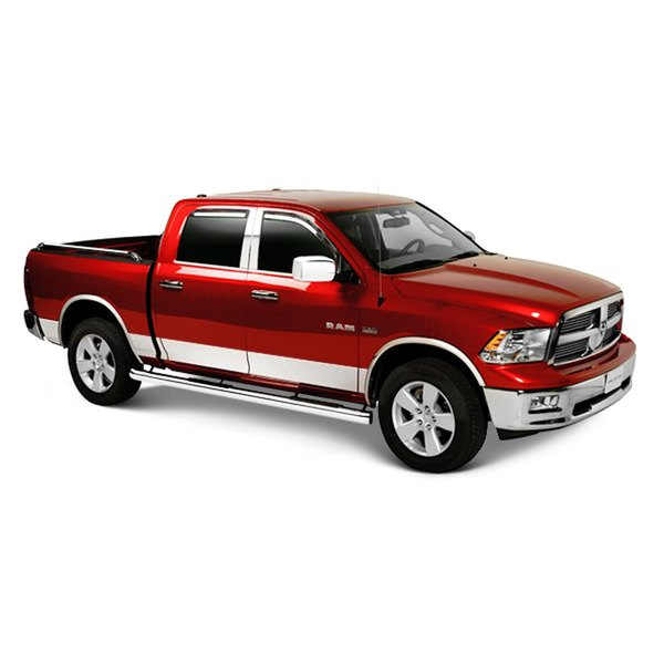 putco dodge ram without factory fender flares 2016. Cars Review. Best American Auto & Cars Review