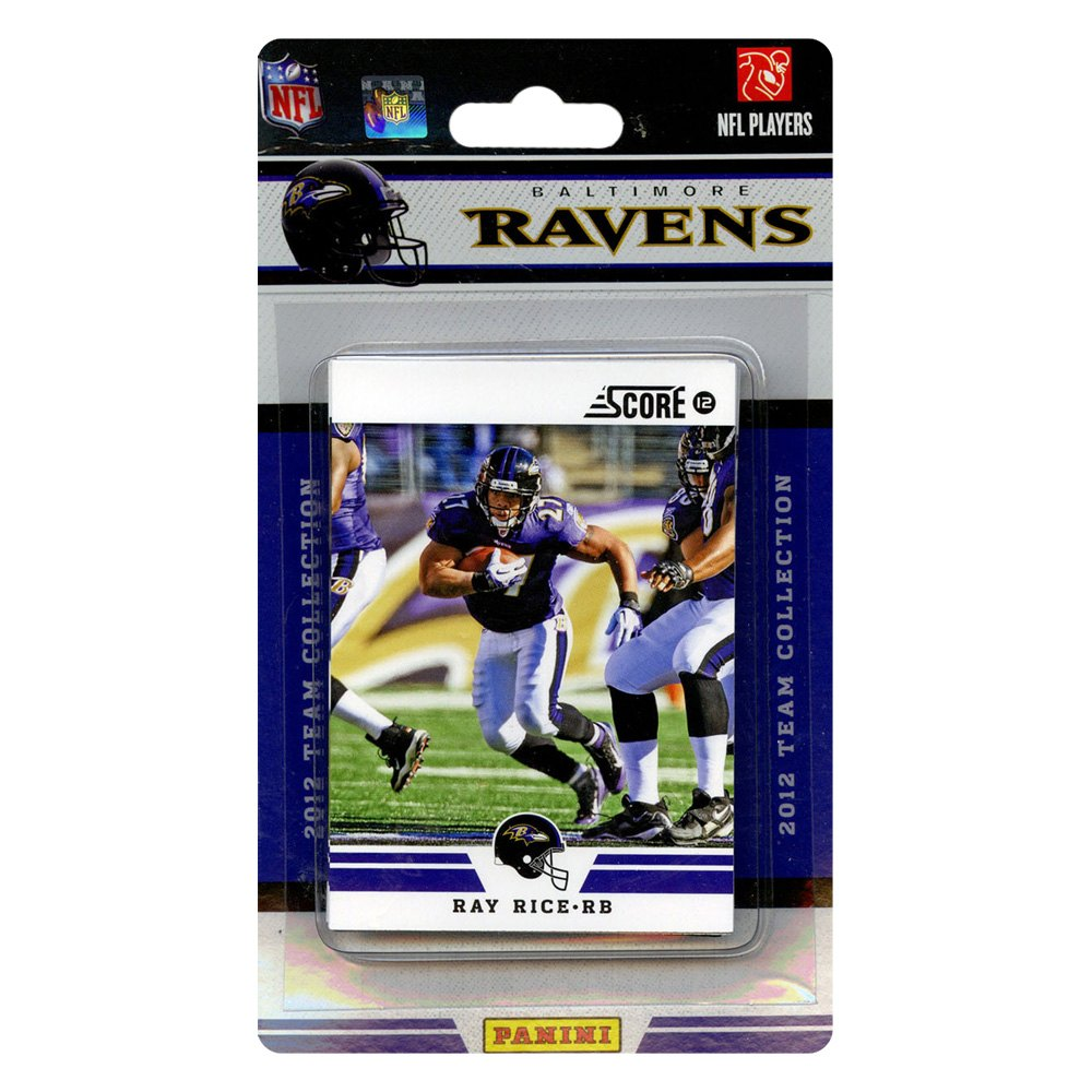 ce46273b C&I Collectibles® - NFL Licensed Score Team Set and Favorite Player Trading  Card Pack