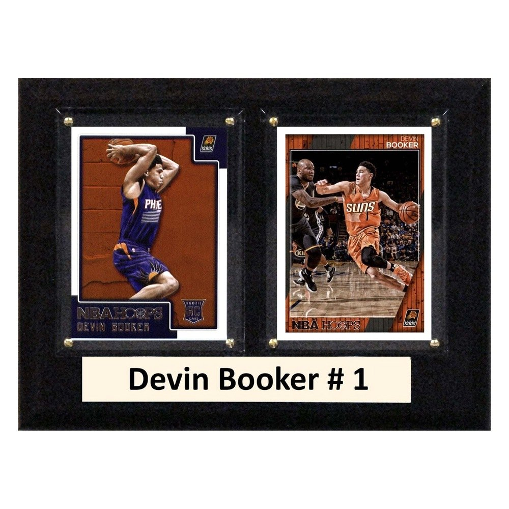 811b38081 C I Collectibles® - NBA Phoenix Suns Devin Booker Individual Player Card  Plaque