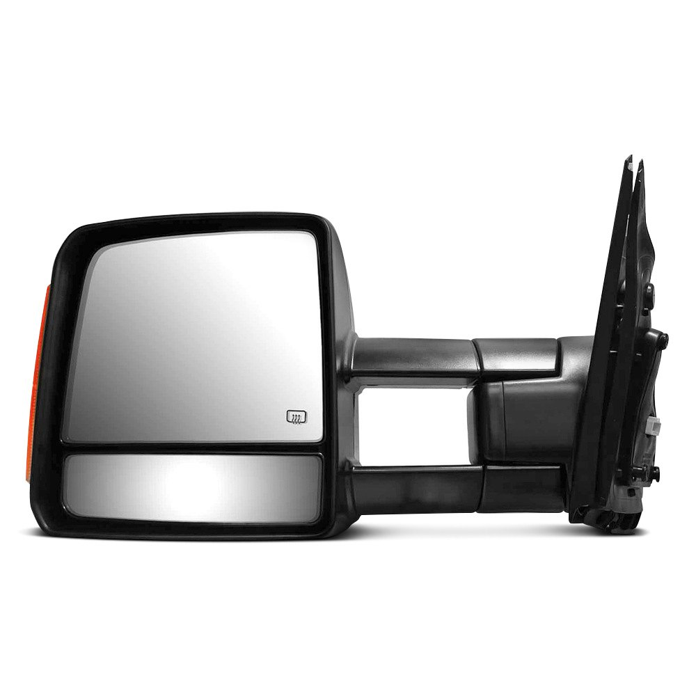 Vehicle Towing Mirrors : Cipa factory style towing mirrors