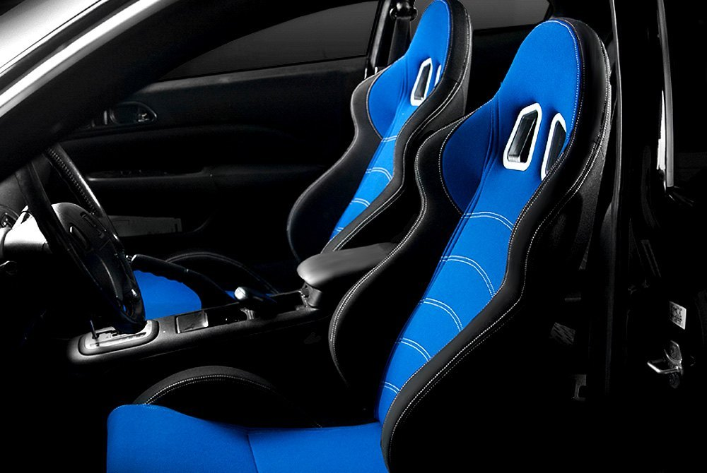 Cipher Cpa1018 Series Reclinable Racing Seats