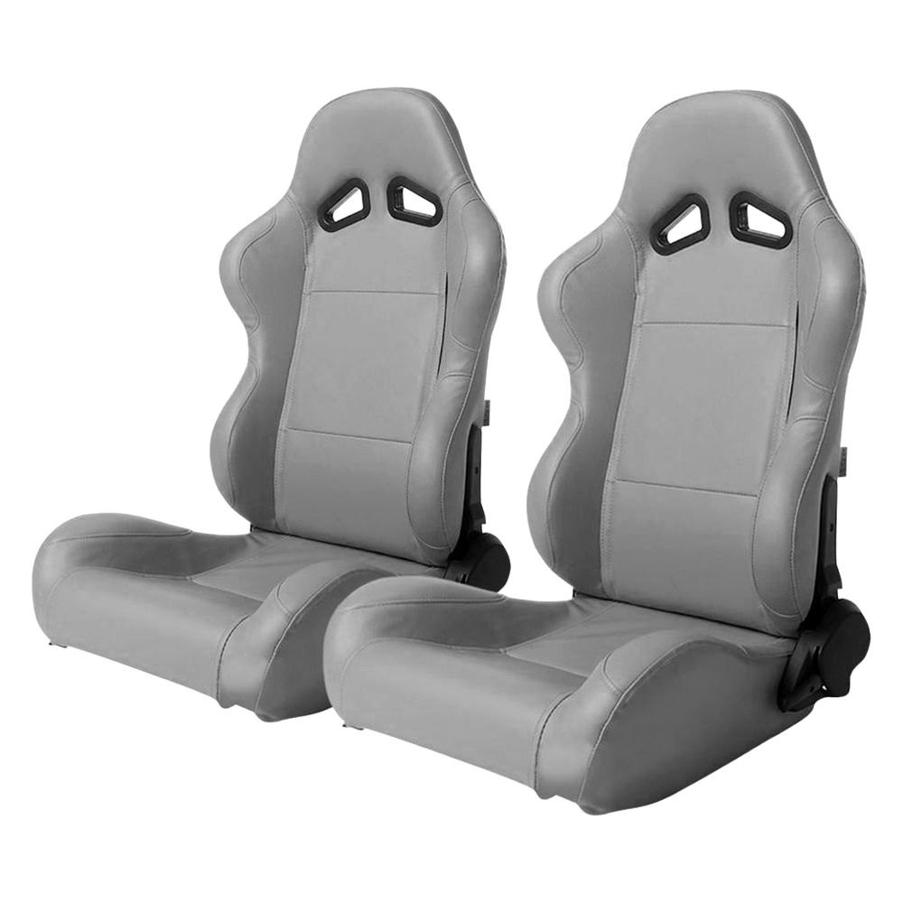 Cipher Auto® - CPA1001 Series Reclining Steel Tubular Frame Racing Seats