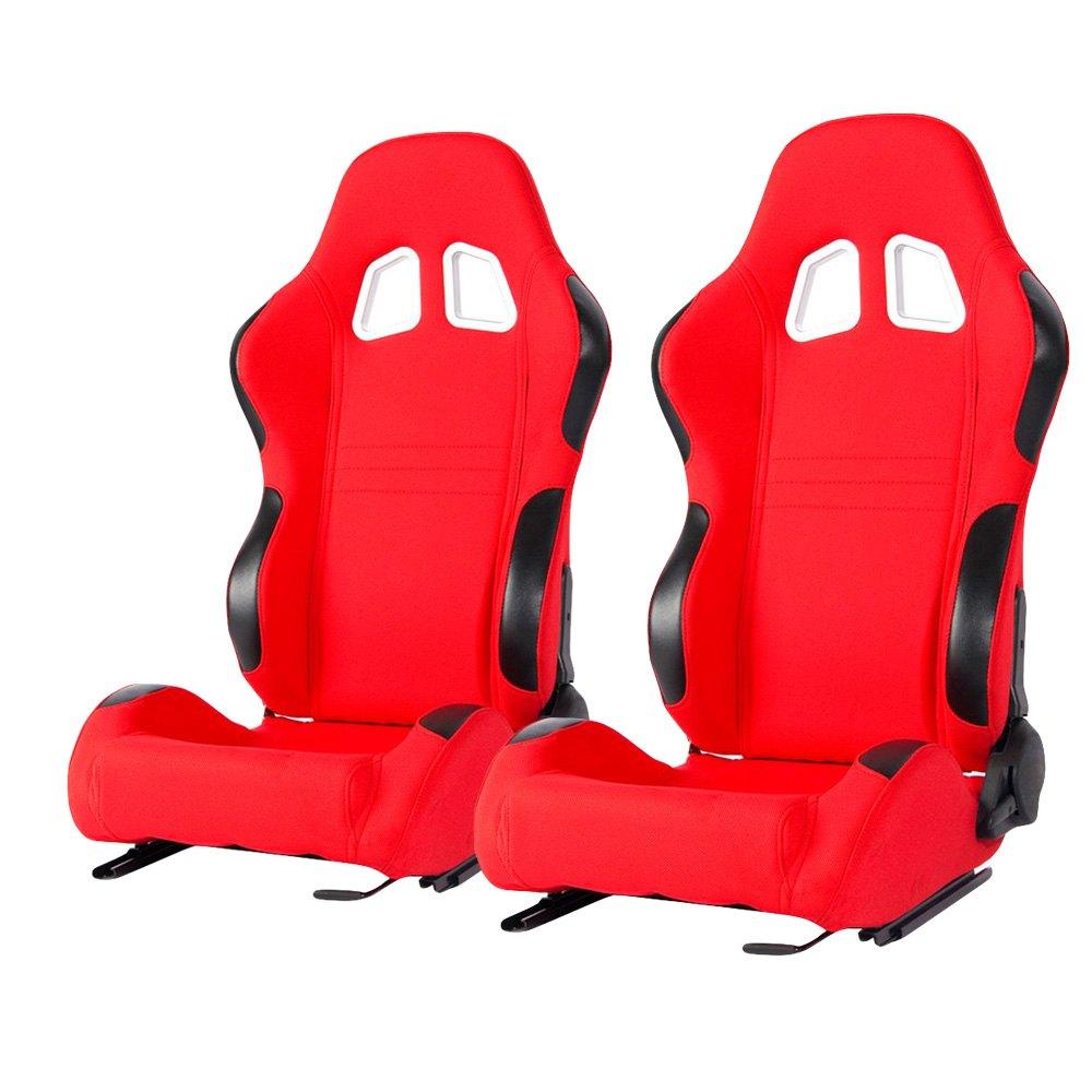 Phenomenal Cipher Auto Cpa1007 Series Reclining Steel Tubular Frame Racing Seats Beatyapartments Chair Design Images Beatyapartmentscom