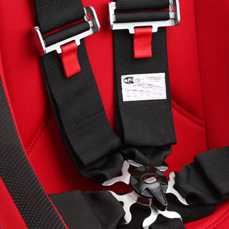 Cipher Auto® - 5-Point SFI 16 1 Certified Racing Harness
