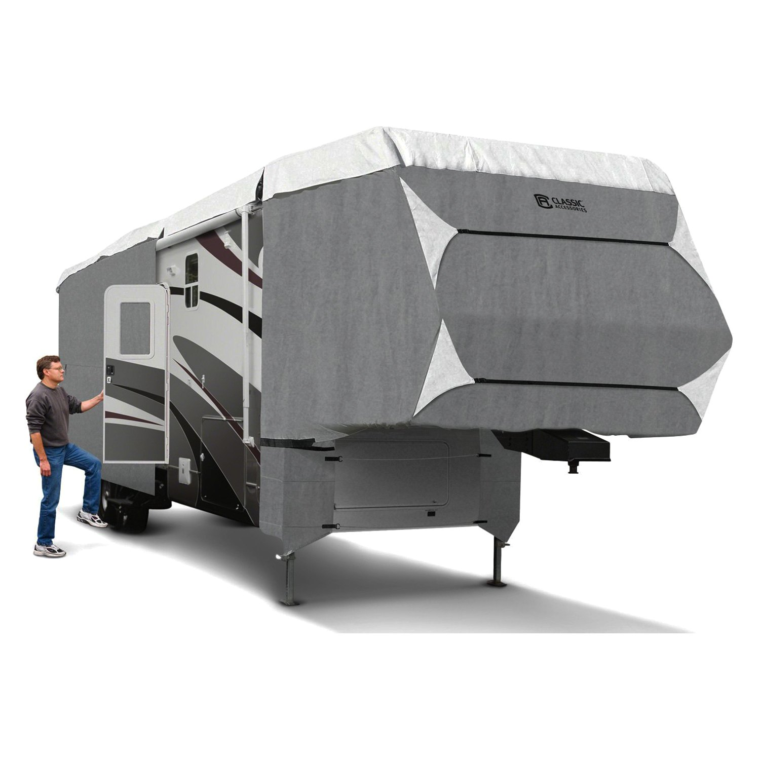 5th Wheel Travel Trailers: PolyPRO™3 5th Wheel Cover