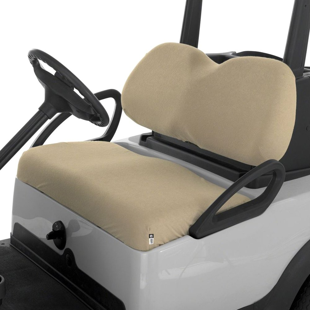Classic Accessories Fairway Terry Cloth Golf Car Bench Seat Cover