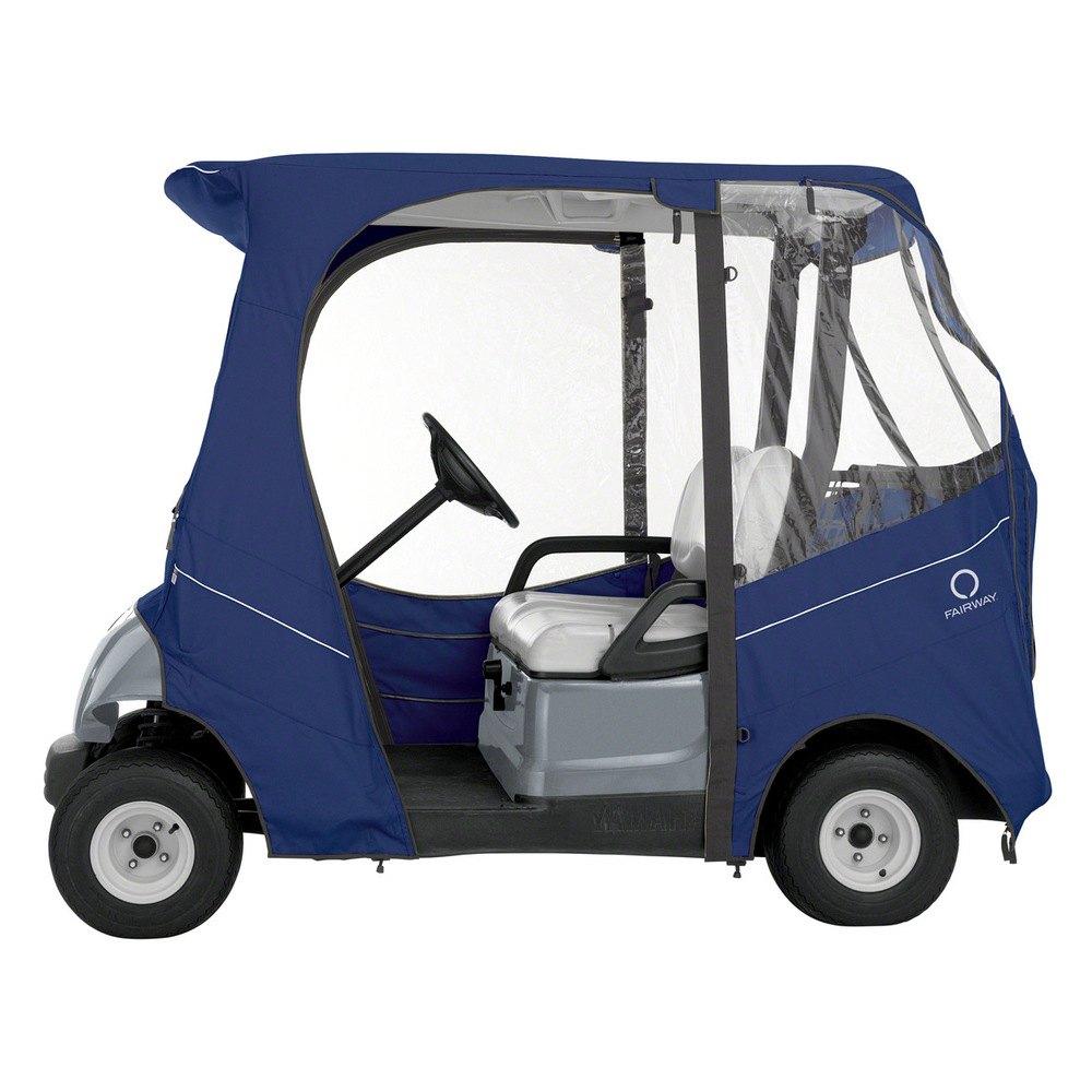 Yamaha Golf Cart Covers And Enclosures : Classic accessories fairway fadesafe yamaha drive golf