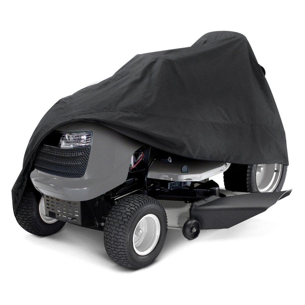 Classic accessories deluxe lawn tractor cover ebay for Lawn garden accessories