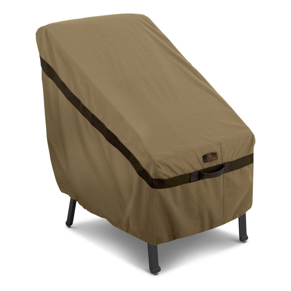 Classic Accessories 55 205 012401 EC Hickory High Back Chair Cover 32 5