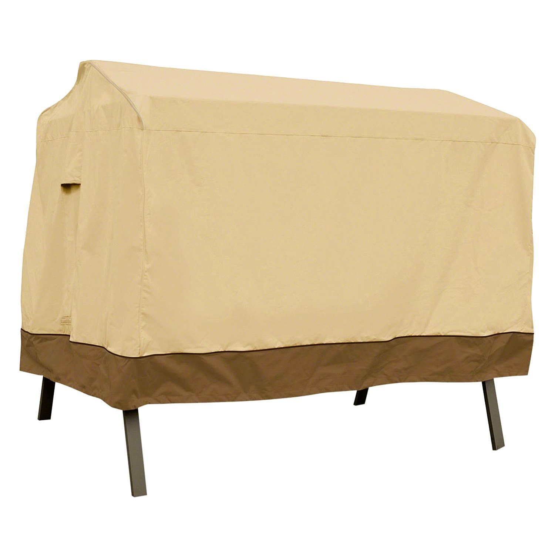 classic accessories veranda canopy swing cover. Black Bedroom Furniture Sets. Home Design Ideas