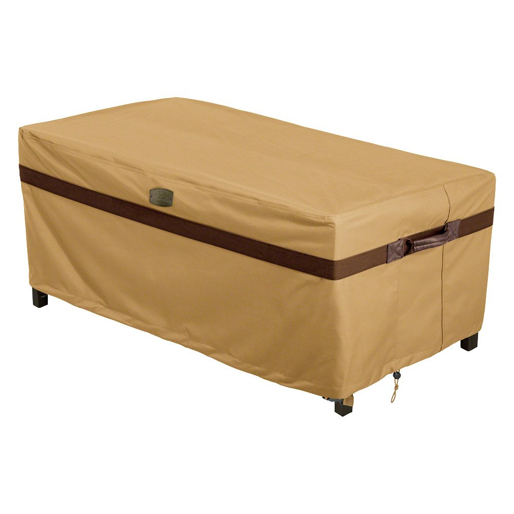 Classic Accessories 55 631 EC Hickory™ Ottoman Table Cover