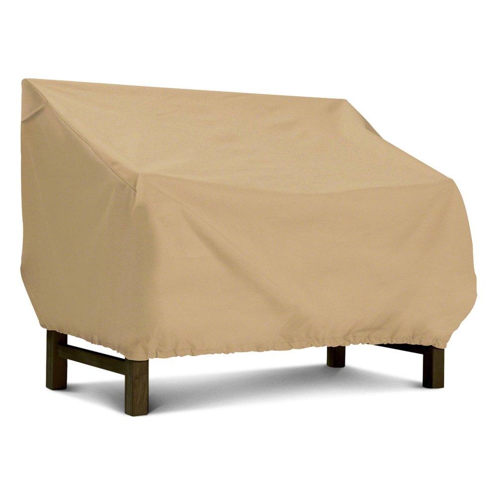 Classic Accessories Terrazzo Bench Cover