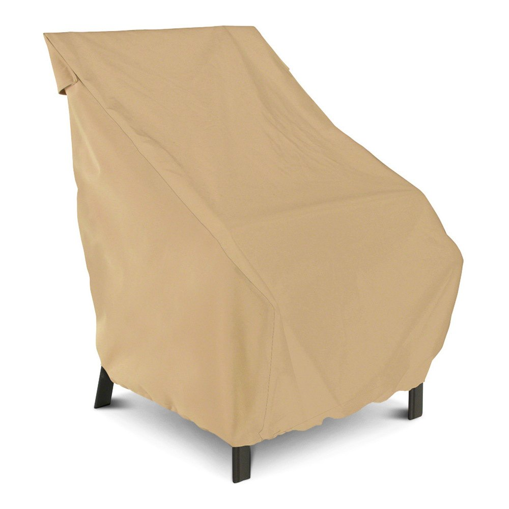 Classic Accessories 58932 EC Terrazzo High Back Chair Cover 25 L X