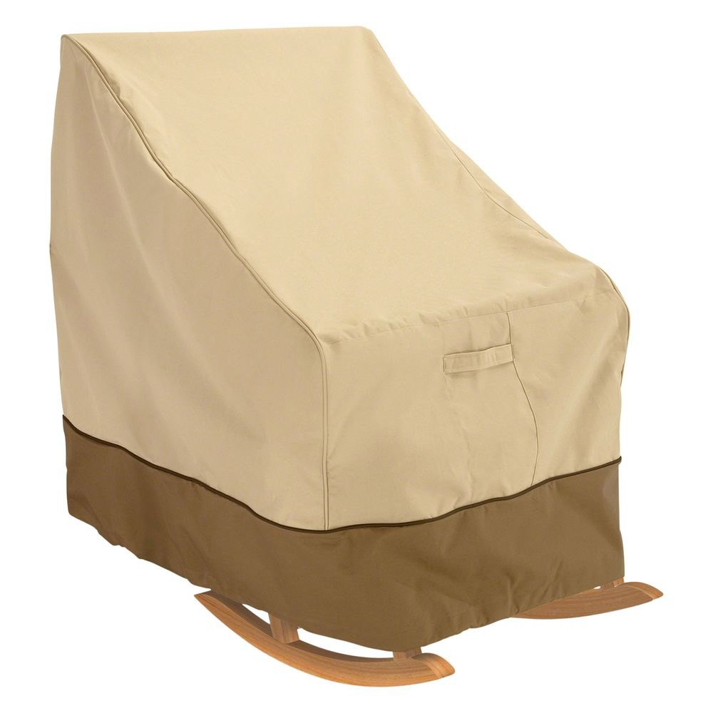 Classic accessories 174 70952 veranda rocking chair cover 35 5 quot l x 27 5 quot w x 39 quot h
