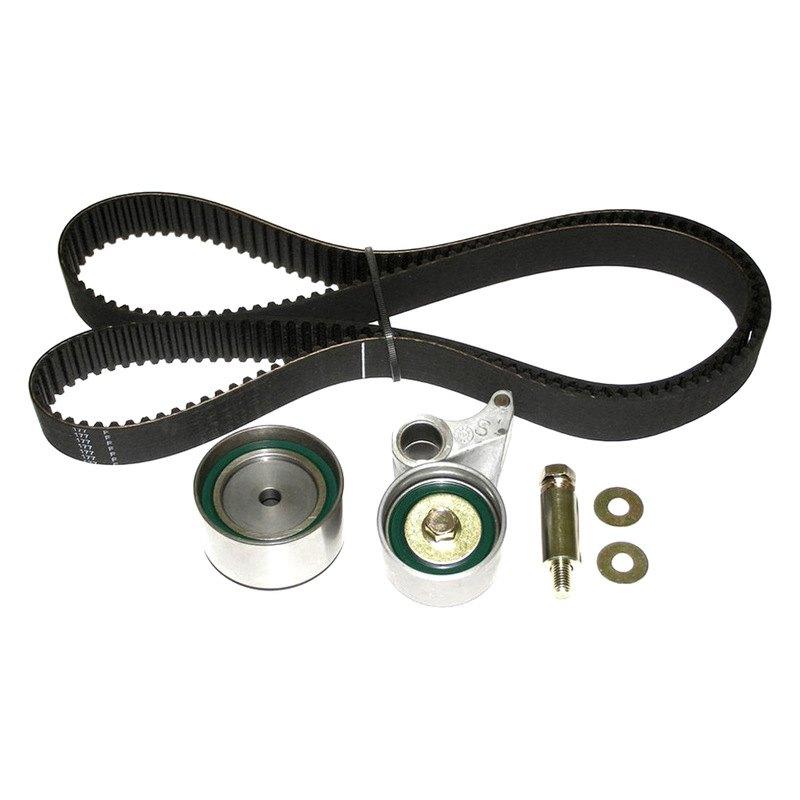 Service manual isuzu trooper timing belt