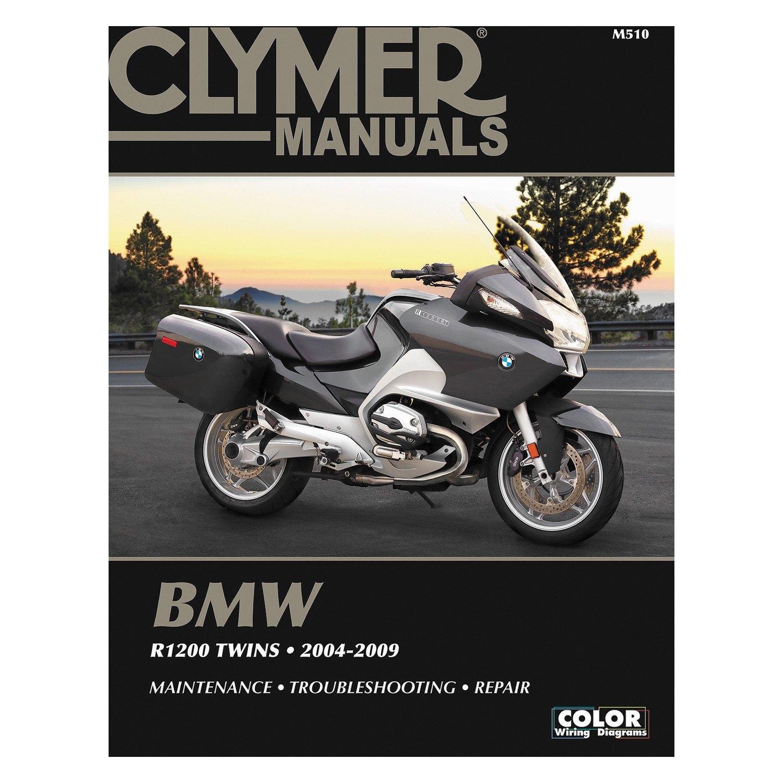 M510 Clymer2004-2009 BMW R1200 Twins Motorcycle Repair Manual