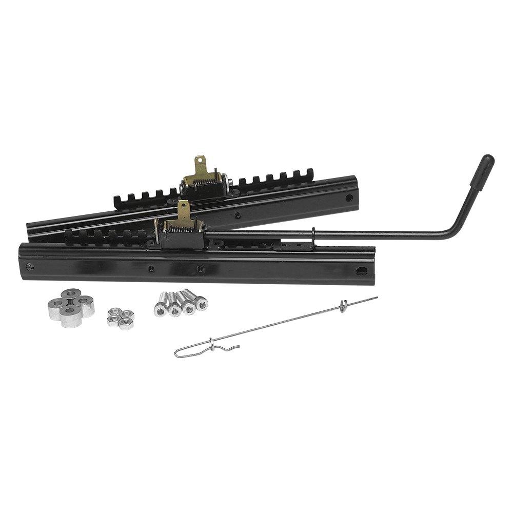 Cobra Seats® C SUBFR08EL - Slider Kit Flat/Non tabbed Narrow Handle