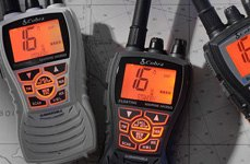 Cobra Electronics® — Floating VHF Marine Radio