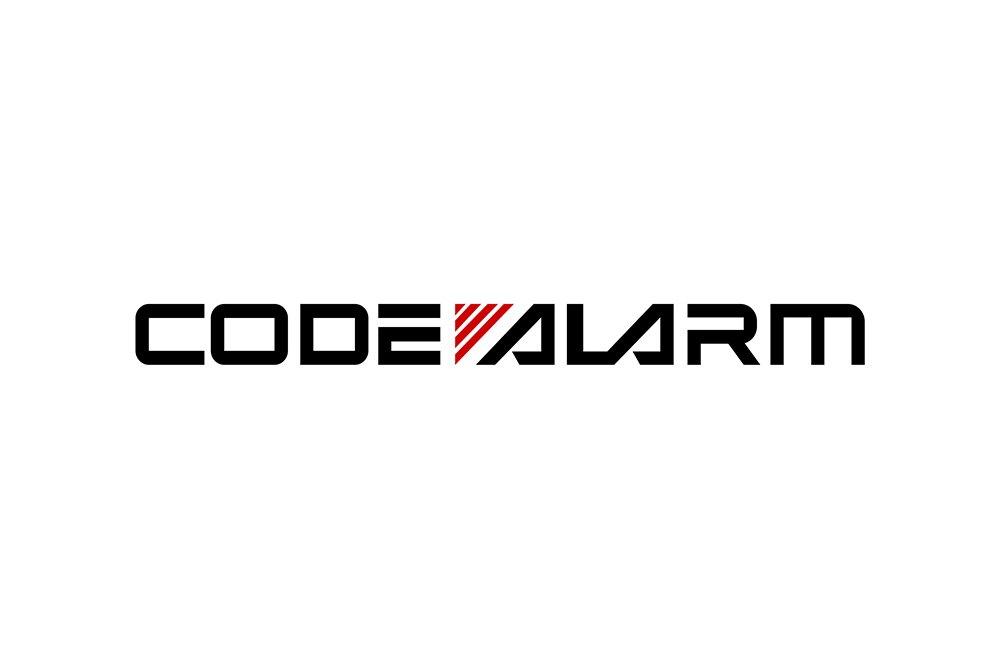 Image result for code alarm logo