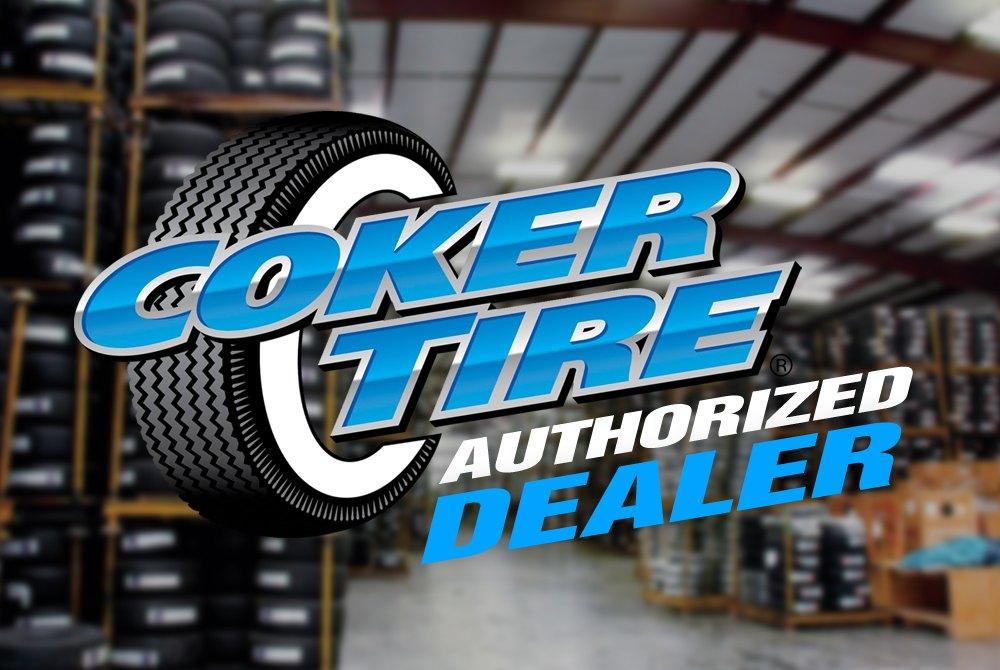 coker authorized dealer