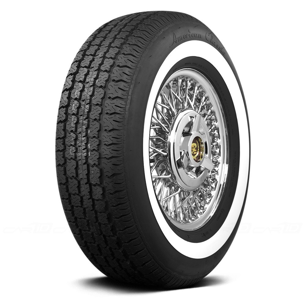 COKER® AMERICAN CLASSIC 1.3 INCH WHITEWALL Tires