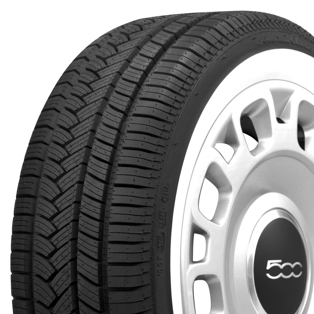 Michelin Whitewall Tires >> Coker American Classic 1 5 8 Inch Whitewall