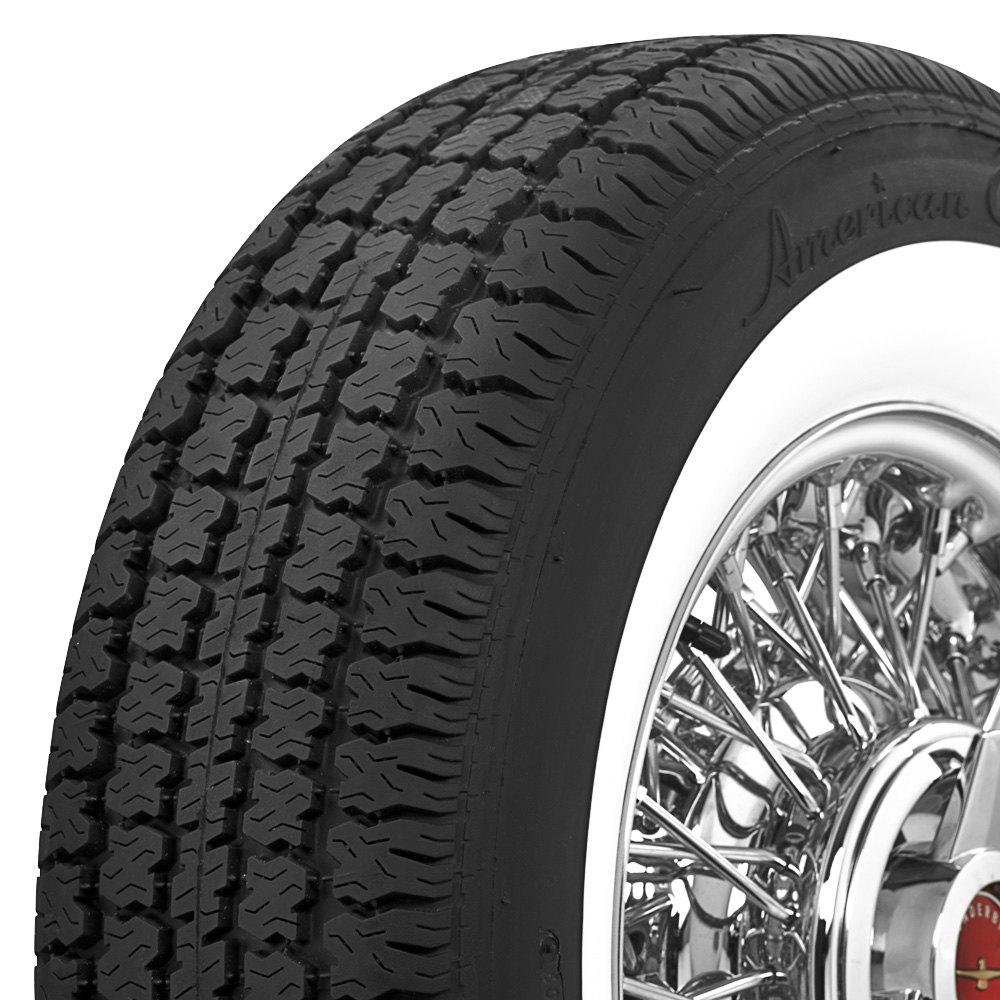 COKER Tire 530299 - American Classic 2 1/2 Inch Whitewall ...
