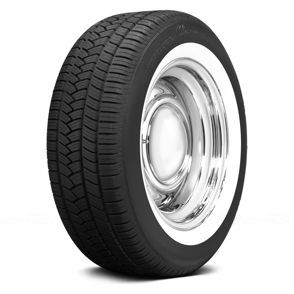 COKER® AMERICAN CLASSIC 2 1/8 INCH WHITEWALL Tires