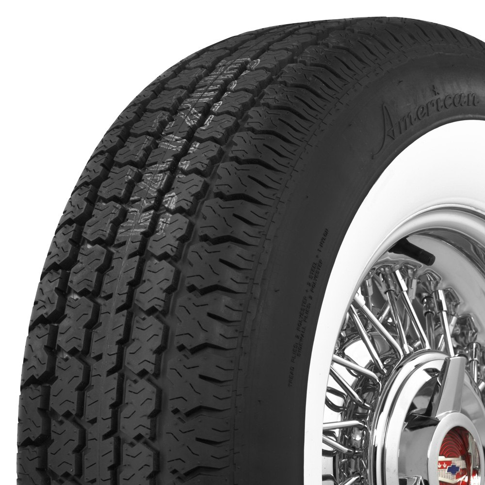Coker american classic 2 3 8 inch whitewall tires for American classic 3
