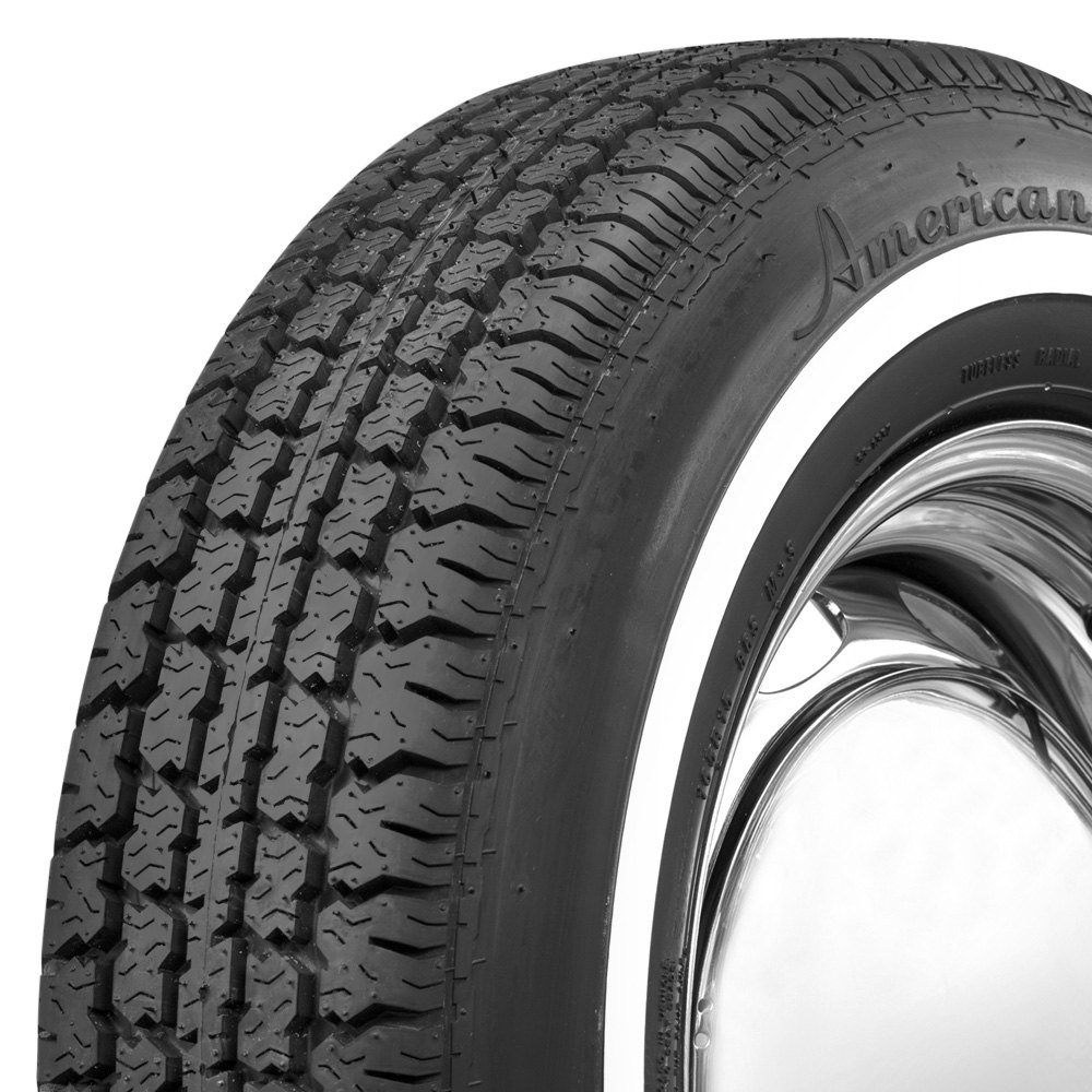 Coker american classic 3 4 inch whitewall tires for American classic 3