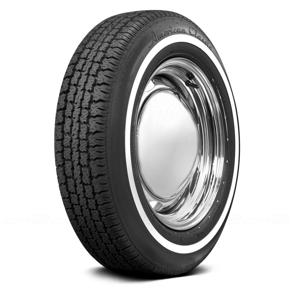 COKER® American Classic 3/4 Inch Whitewall Tires