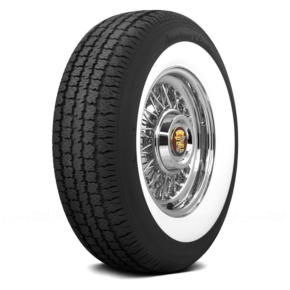 Coker american classic 3 inch whitewall tires for American classic 3
