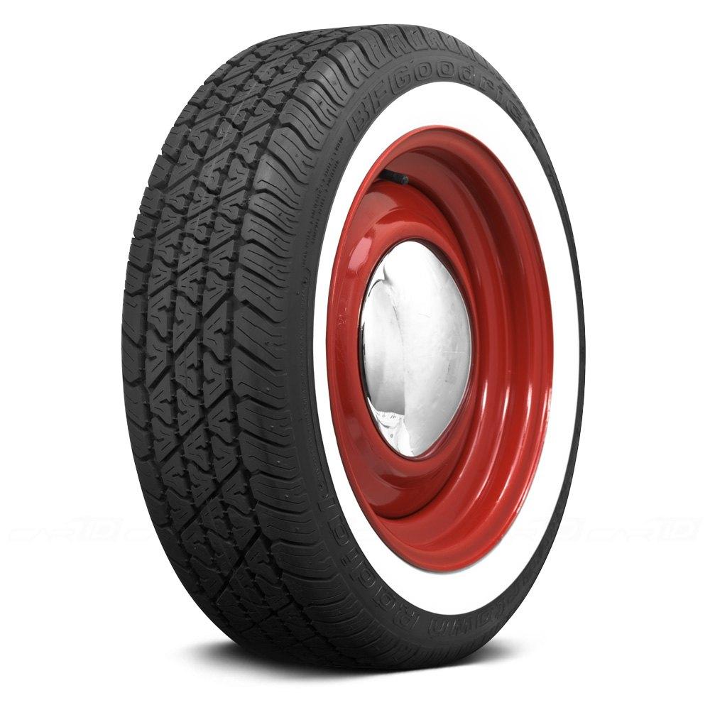 COKER® BF GOODRICH 1 3/4 INCH WHITEWALL Tires