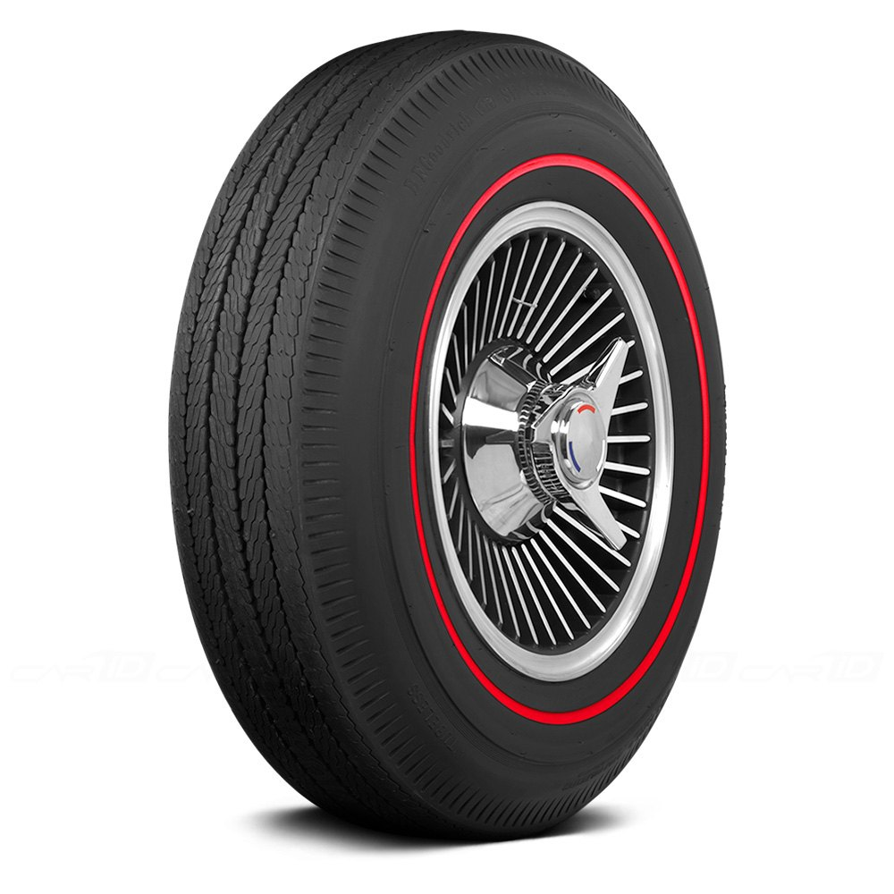coker tire 555780 bfgoodrich 3 8 inch silvertown redline p215 70r14 s ebay. Black Bedroom Furniture Sets. Home Design Ideas