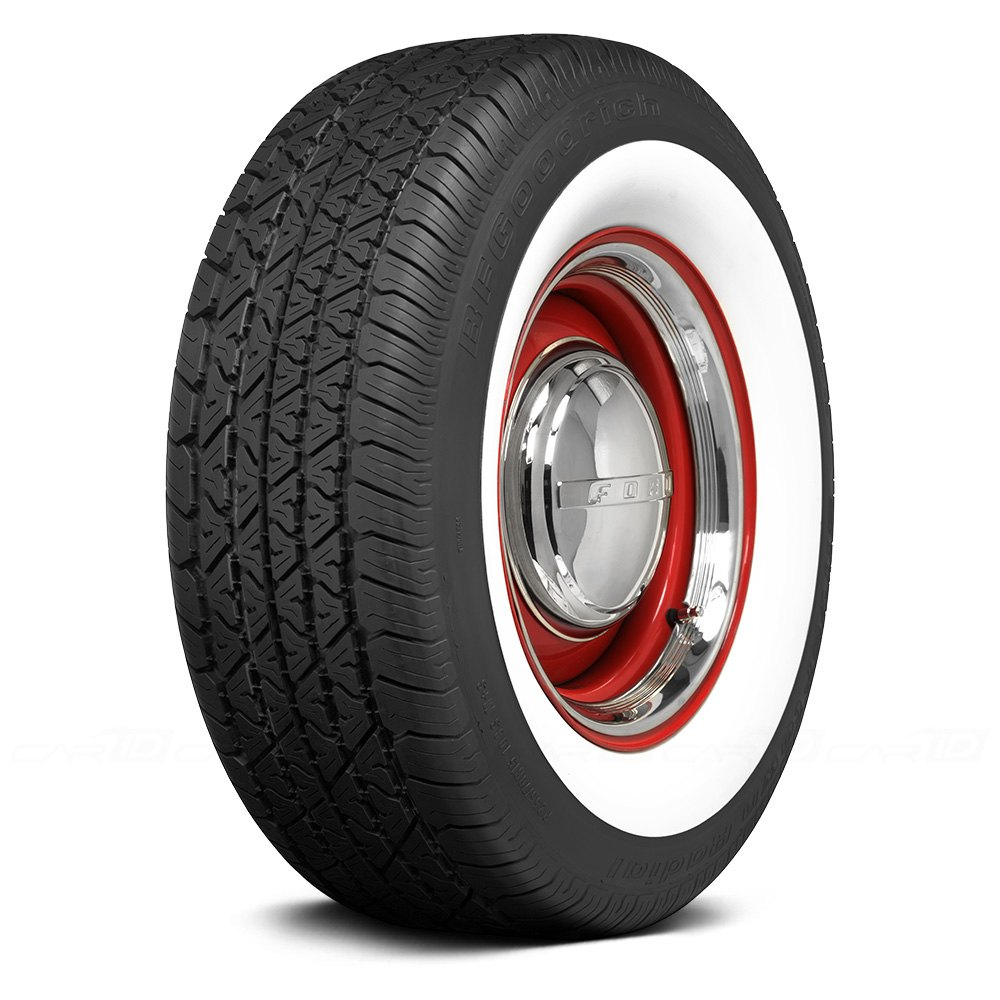 COKER® BF GOODRICH 3 INCH WHITEWALL Tires