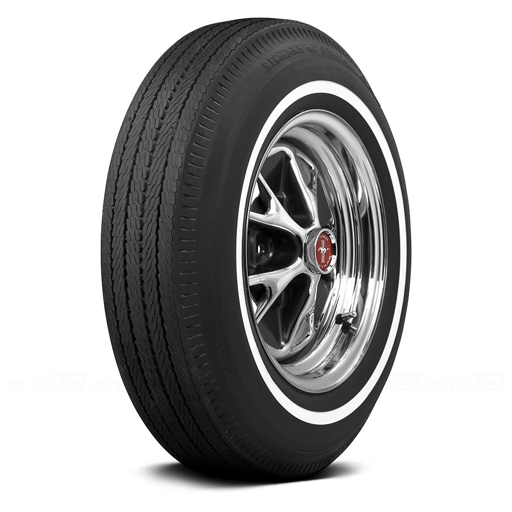 coker tire 53850 bfgoodrich 5 8 inch whitewall 825 14 ebay. Black Bedroom Furniture Sets. Home Design Ideas