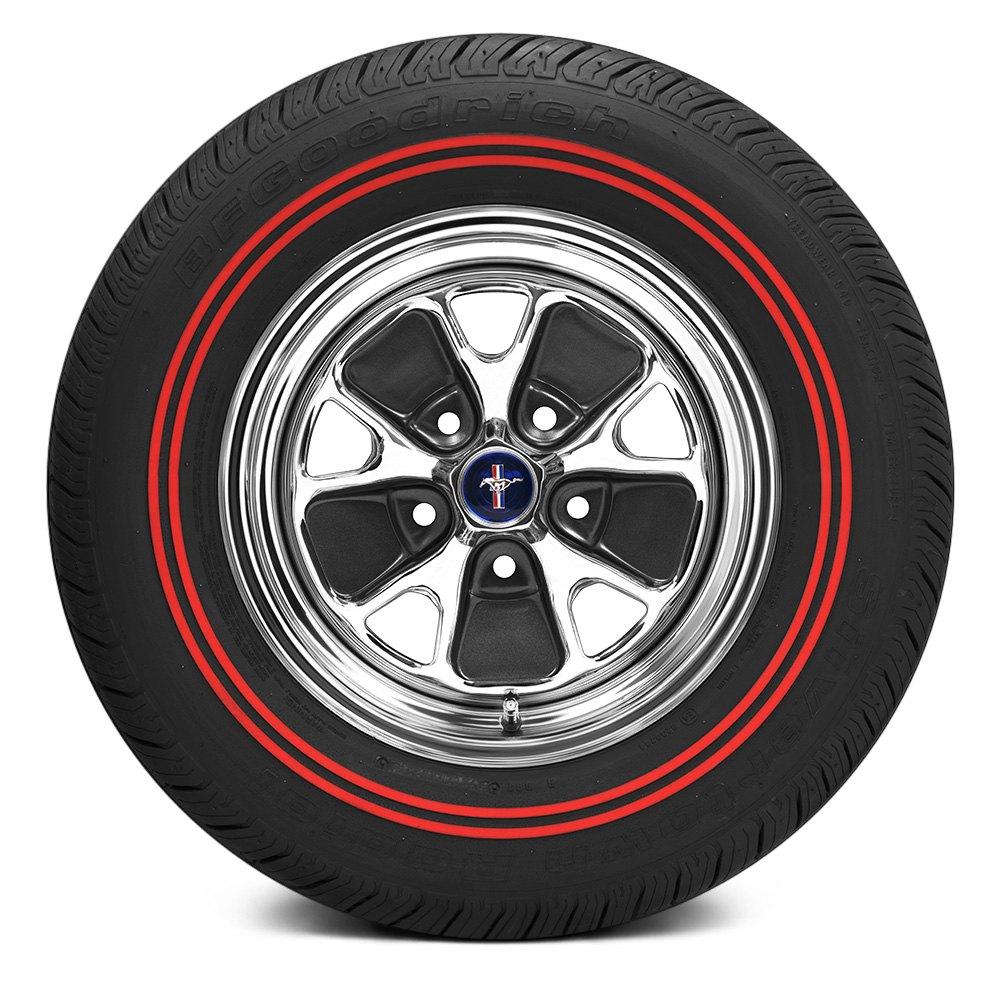 Red Line Tires >> Coker Bf Goodrich Dual Redline Tires