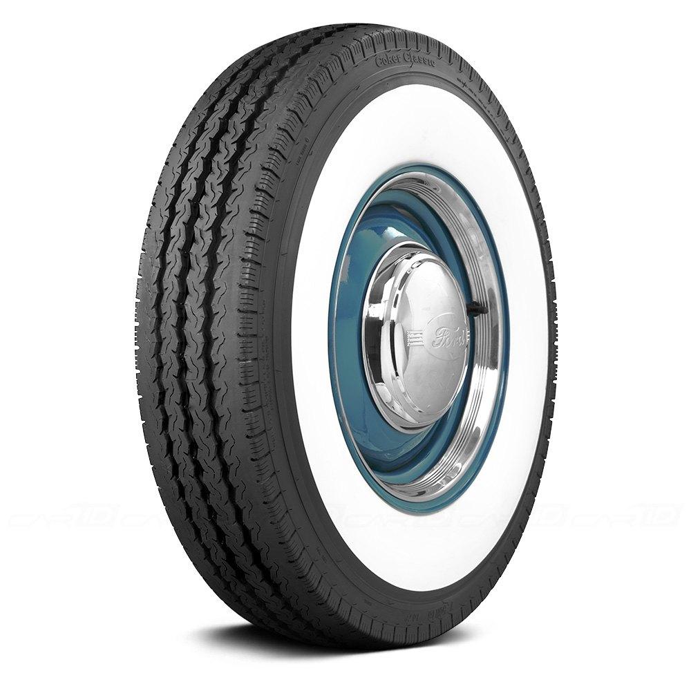 COKER Tire 62950 - Classic 4 Inch Whitewall L78-15   eBay