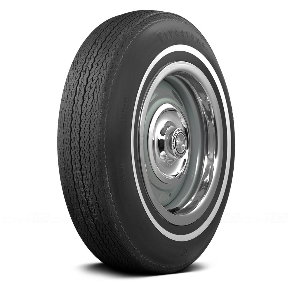 COKER® 597050 - Firestone 5/8 Inch Whitewall 775-15