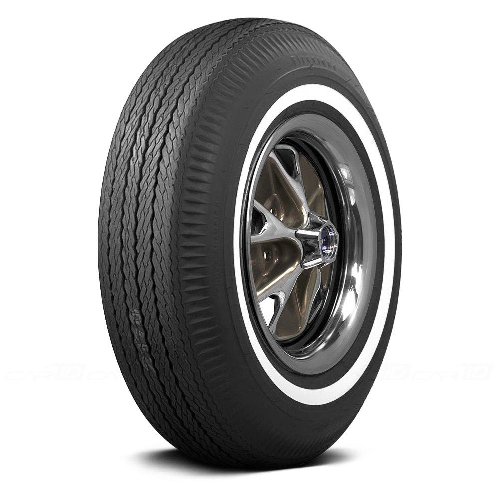 COKER Tire 526060 - Firestone 7/8 Inch Whitewall 775-14