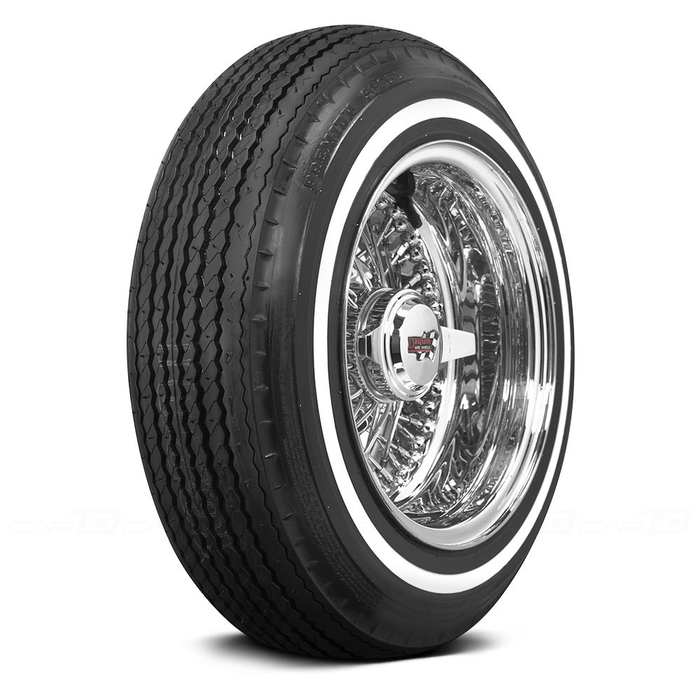 COKER® Premium Sport 5/8 Inch Whitewall Tires
