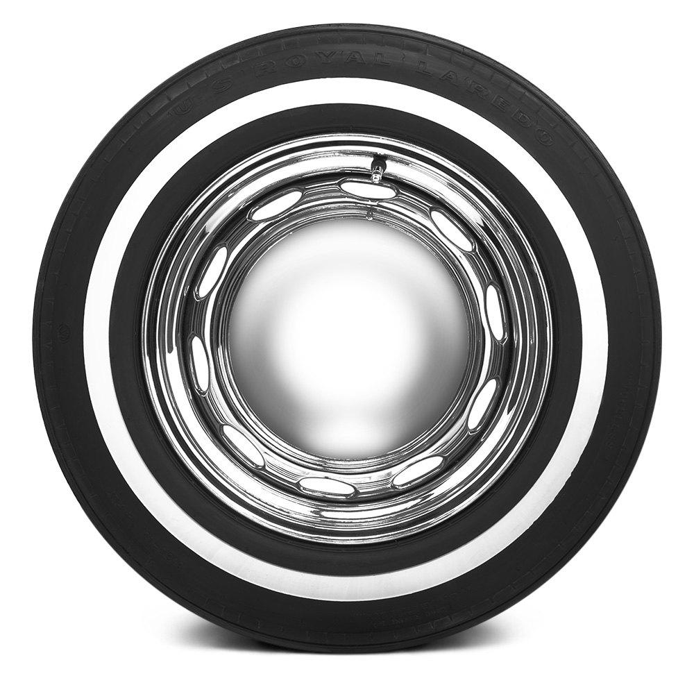COKER Tire 57620 - U.S. Royal 1 Inch Whitewall 670-15