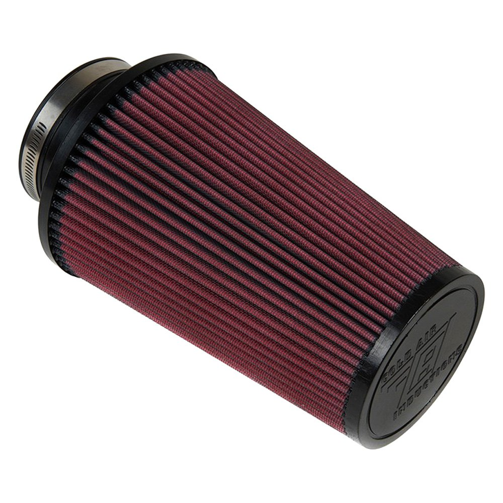 Aluminum Red Cold Air Intake System With: Pontiac GTO 2004 Elite Series