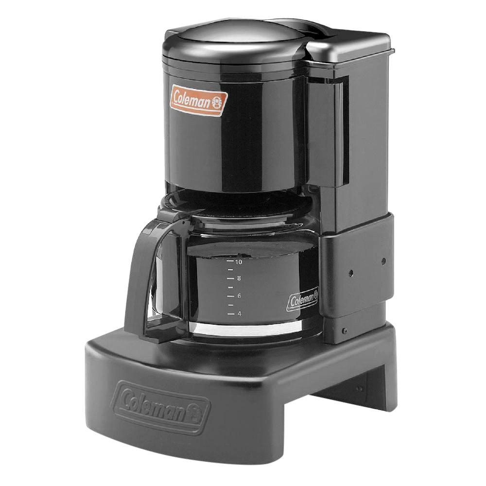 Coleman 2000015167 - Camping Black Coffee Maker