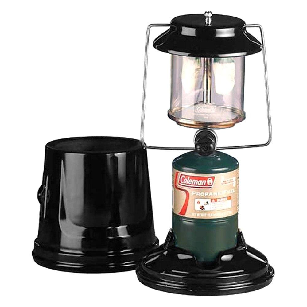 Coleman® 2000003051 - 2-Mantle Quickpack™ Black Lantern