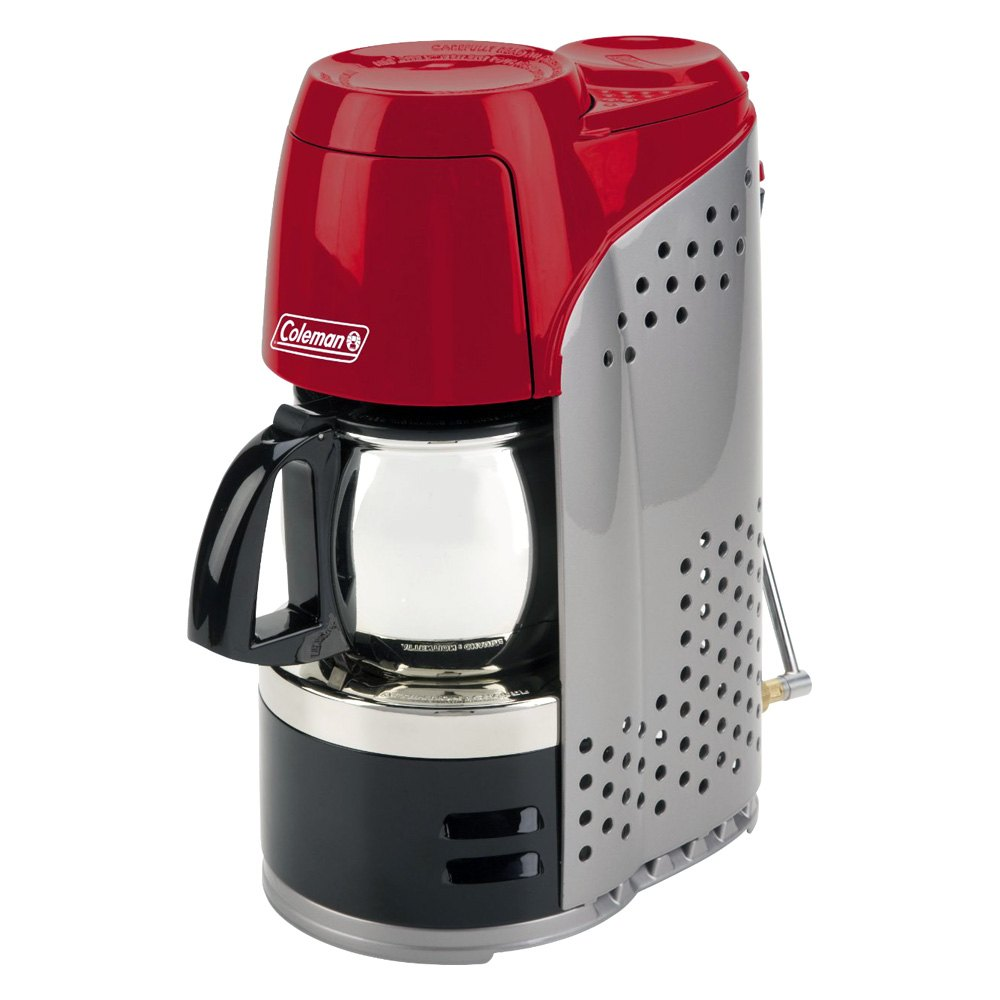 Coleman Camping Coffee Maker Parts : Coleman 2000008052 - QuikPot Propane Coffeemaker